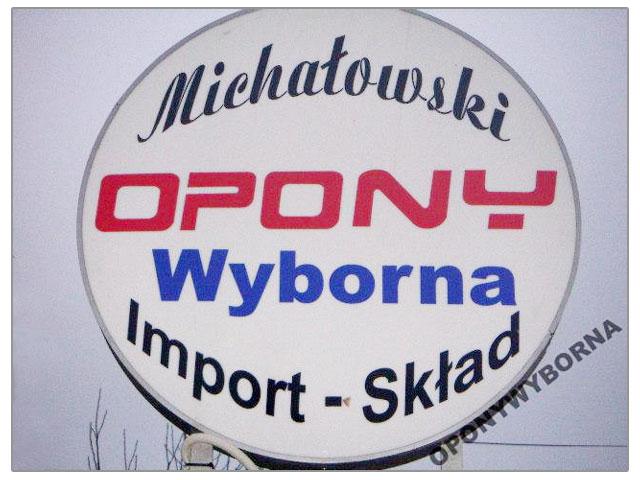 Opony Wyborna